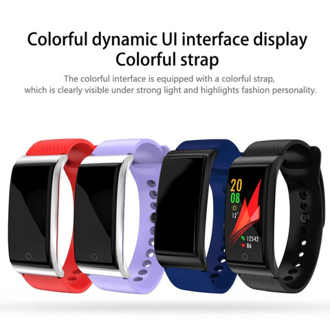 Unisex Smartwatch W/Health Functions