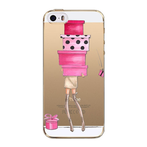 Iphone Cover - Travel Gal
