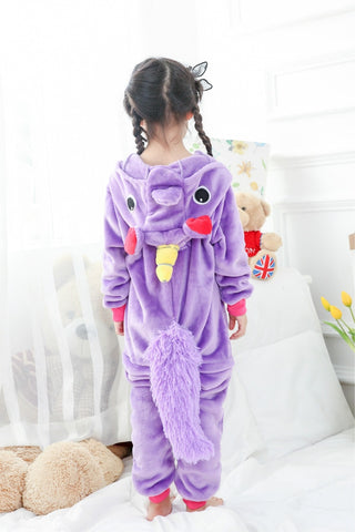 Princess Unicorn Pajamas - 4 To 12 Years