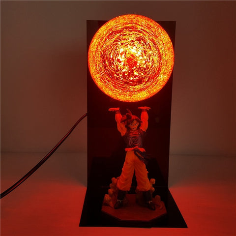 Dragon Ball Led Lamp