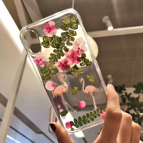 Iphone Covers - Real Flowers