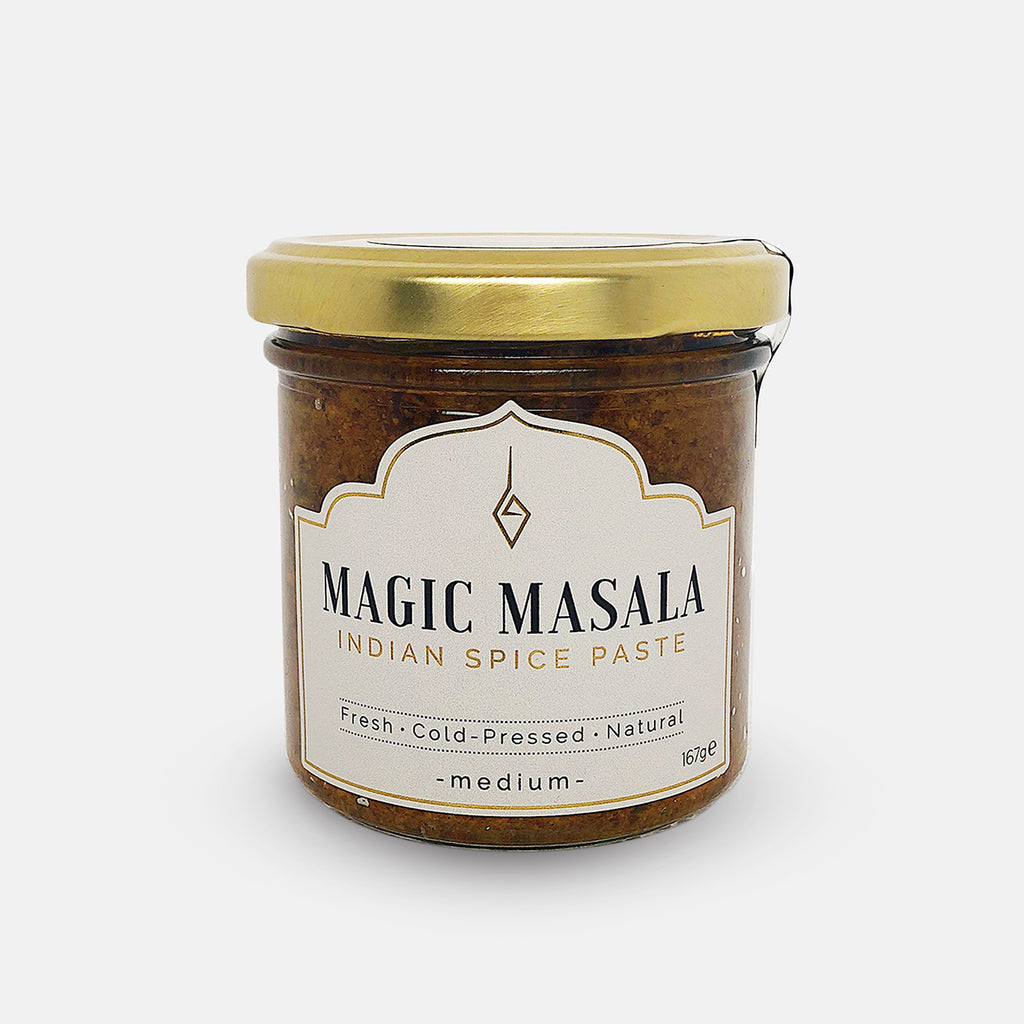 Magic Masala Indian Spice Paste - Medium