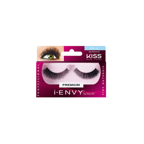 KISS CILIOS INTEIRIÇO KPE13S JUICY VOLUM 02
