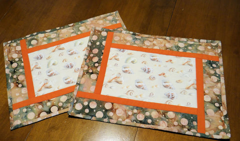 Place Mat Pair -- Completed