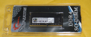 Memory DDR4 2133 PC4-1700 8192MB