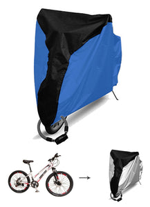 Waterproof Bike Rain Dust Cover Bicycle Cover UV Protective 4 Size S/M/L/XL