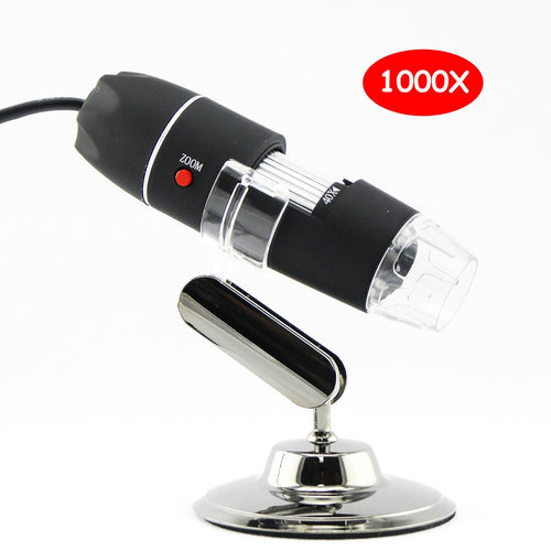 Portable USB Digital Microscope 40X-1000X  2.0 MP Microscope