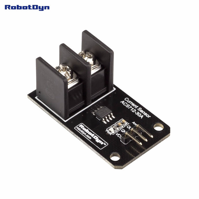 Current Sensor ACS712 30A Hall Effect Sensor