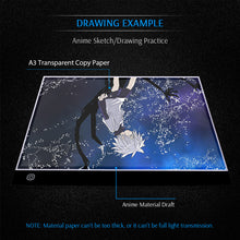 Load image into Gallery viewer, A3 Digital Graphics Tablet for Drawing Pad Art Painting Graphic Copy Board