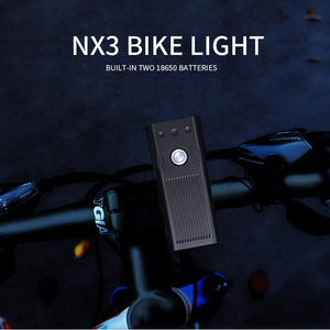 LED Bicycle Light L2/T6 USB Rechargeable Power Bank 3 Modes
