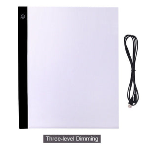 A3 Digital Graphics Tablet for Drawing Pad Art Painting Graphic Copy Board