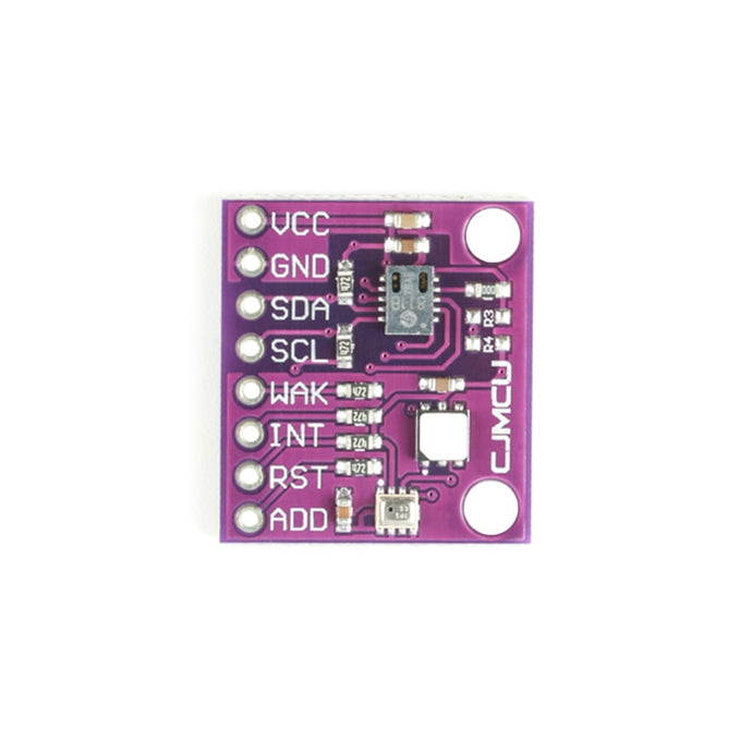 CCS811+SI7021+BMP280 Carbon Dioxide Temperature and Humidity Height Three-in-one Sensor Module