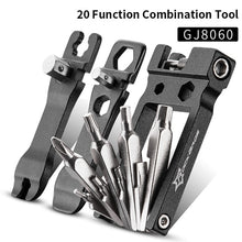 Load image into Gallery viewer, Bicycle Tools Sets Mountain Bike Bicycle Multi Repair 16 in 1  Tool Kit Hex Spoke Wrench etc.