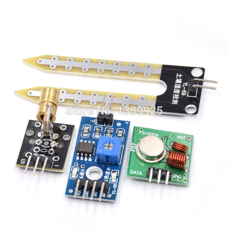 Sensor module package 16 kinds of sensor for Arduino or Raspberry Pi