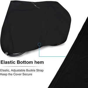 Bicycle Protective Cover S-XL Size Waterproof Dustproof UV Outdoor Rain Cover