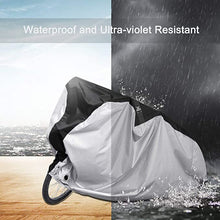 Load image into Gallery viewer, Bicycle Protective Cover S-XL Size Waterproof Dustproof UV Outdoor Rain Cover
