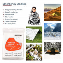 Load image into Gallery viewer, Outdoor and Camping Survival Kit Set 11 In 1 Camping Hiking Emergency SOS