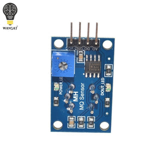 9PCS Gas Detection Sensor Modules MQ-2 MQ-3 MQ-4 MQ-5 MQ-6 MQ-7 MQ-8 MQ-9 MQ-135 Kit