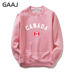 Canada Flag Men Women Sweatshirt Popular High Quality