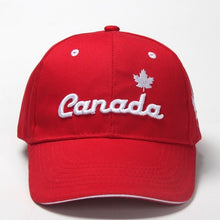 Load image into Gallery viewer, Awesome Canada Maple Leaf Cotton Baseball Caps