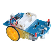Load image into Gallery viewer, D2-1 DIY kit Intelligent track the car kit D2-1 Electronic