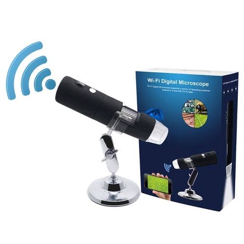Microscope  Camera 1080P WIFI Digital 1000x  for Android iPhone iPad