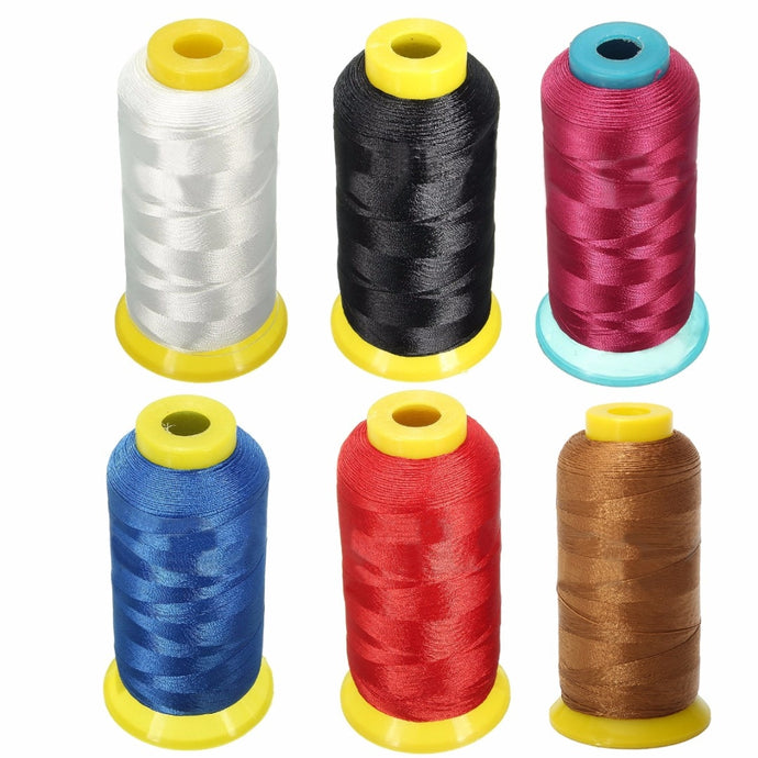 Nylon Beading Thread String Cord 1300m 0.2mm Thick For Knitting Leather Clothing  Jewelry