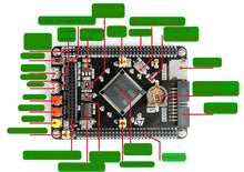 Load image into Gallery viewer, STM32F407ZGT6 Development Board ARM Cortex-M4 STM32