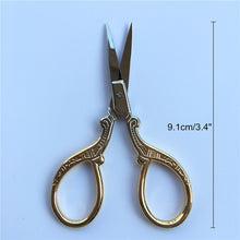 Load image into Gallery viewer, Hot Vintage Scissors Sewing and Embroidery Scissors 1 Pcs/set 9 Styles Tailor's Scissors