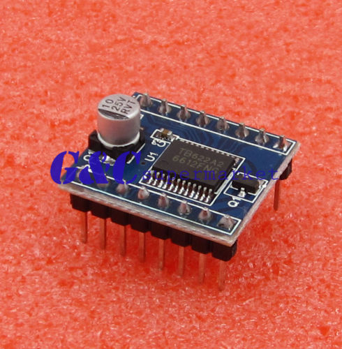 L298N style Dual Motor Driver Module Motor Controls TB6612FNG  STM32 ARM