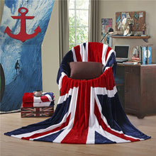 Load image into Gallery viewer, Canada USA UK Multifunction Blanket Sofa Cover Bedsheet Throws 150x200