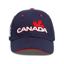 Load image into Gallery viewer, Canada Baseball Cap Flag Of Canada Hat Cotton