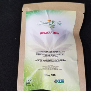 Relaxation Tea (infused)