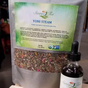 Yoni Steam - Swaye Tea
