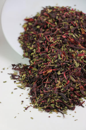 Hibiscus Mint Tea