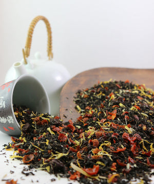 Black Beauty - Swaye Tea