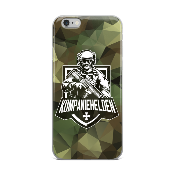 Kompaniehelden iPhone Case