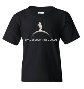 Spaceflight Records T-Shirts - Heavy Cotton Youth T-Shirt