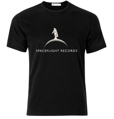 Spaceflight Records T-Shirts - Unisex Short Sleeve Jersey Tee