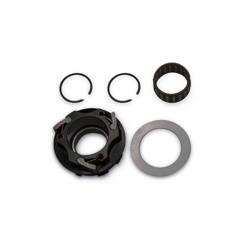 Manual controller cable end hardware kit