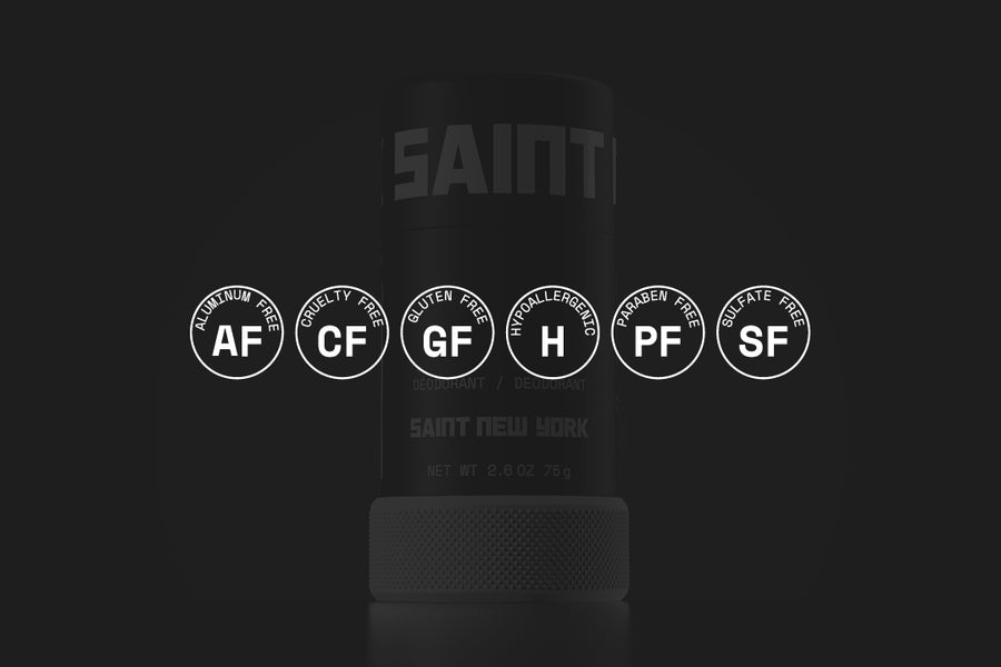 Original Scent Deodorant - SAINT NEW YORK