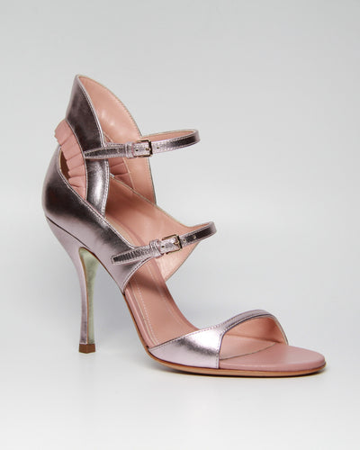 GUILTY PLEATS SANDAL 100
