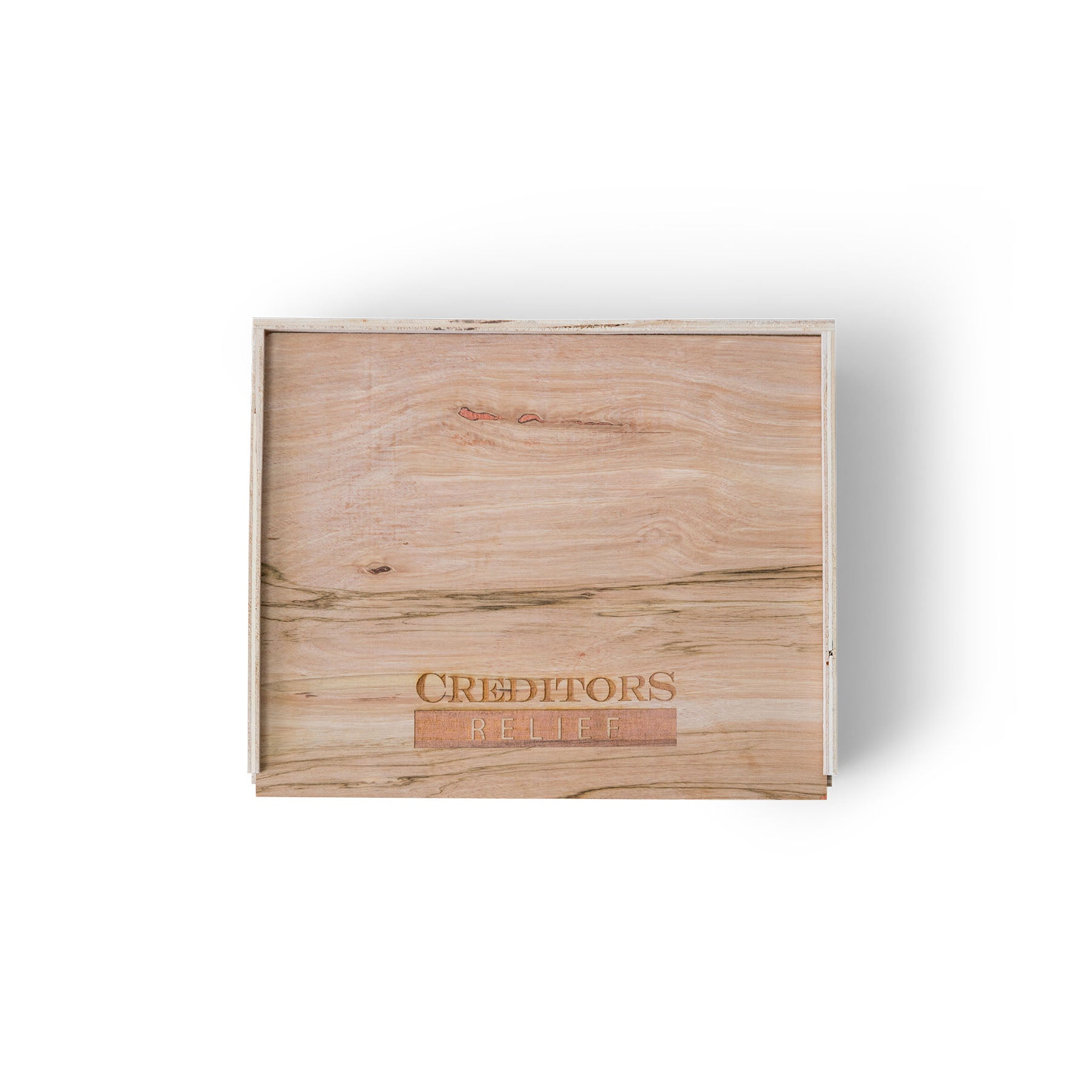 Small Corporate Wooden Gift Box