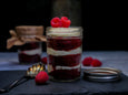 Red Velvet Cake Jar - 8oz.