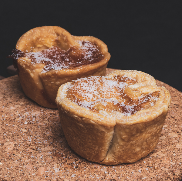 Individual Salted Honey Pies - 4 Pack