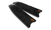 Load image into Gallery viewer, Leaderfins Black Camo Blades