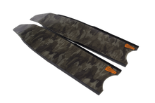 Load image into Gallery viewer, Leaderfins Green Camo Blades