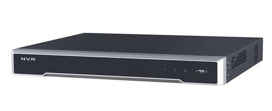 DS-7608NXI-I2/4S  Embedded Plug & Play 4K NVR