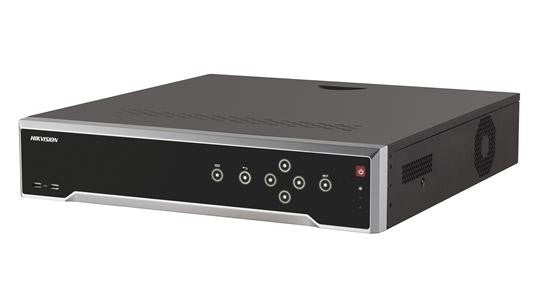 DS-7616NI-K2  Embedded Plug & Play 4K NVR