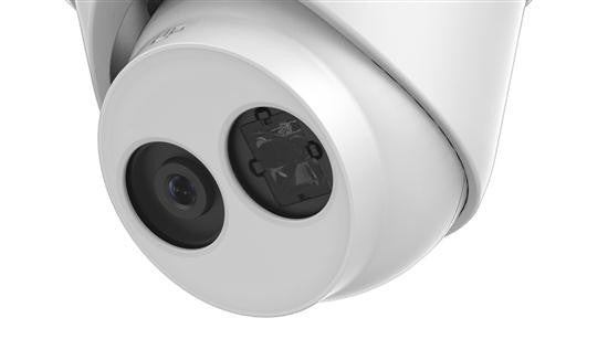 DS-2CD2345FWD-I  4 MP IR Fixed Turret Network Camera